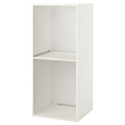 1 x METOD Estructura armario alto p/frig/horn