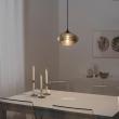 GRUNDÄMNE Pantalla para lámpara de techo vidrio 26 cm