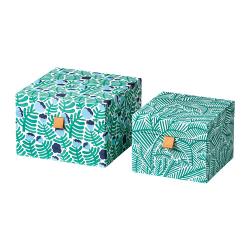 LANKMOJ Caja adorno jgo2