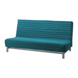 BEDDINGE LÖVÅS Sofá cama 3 plazas colchón espuma firme