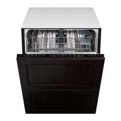 RENLIG Integrated dishwasher w 2 fronts