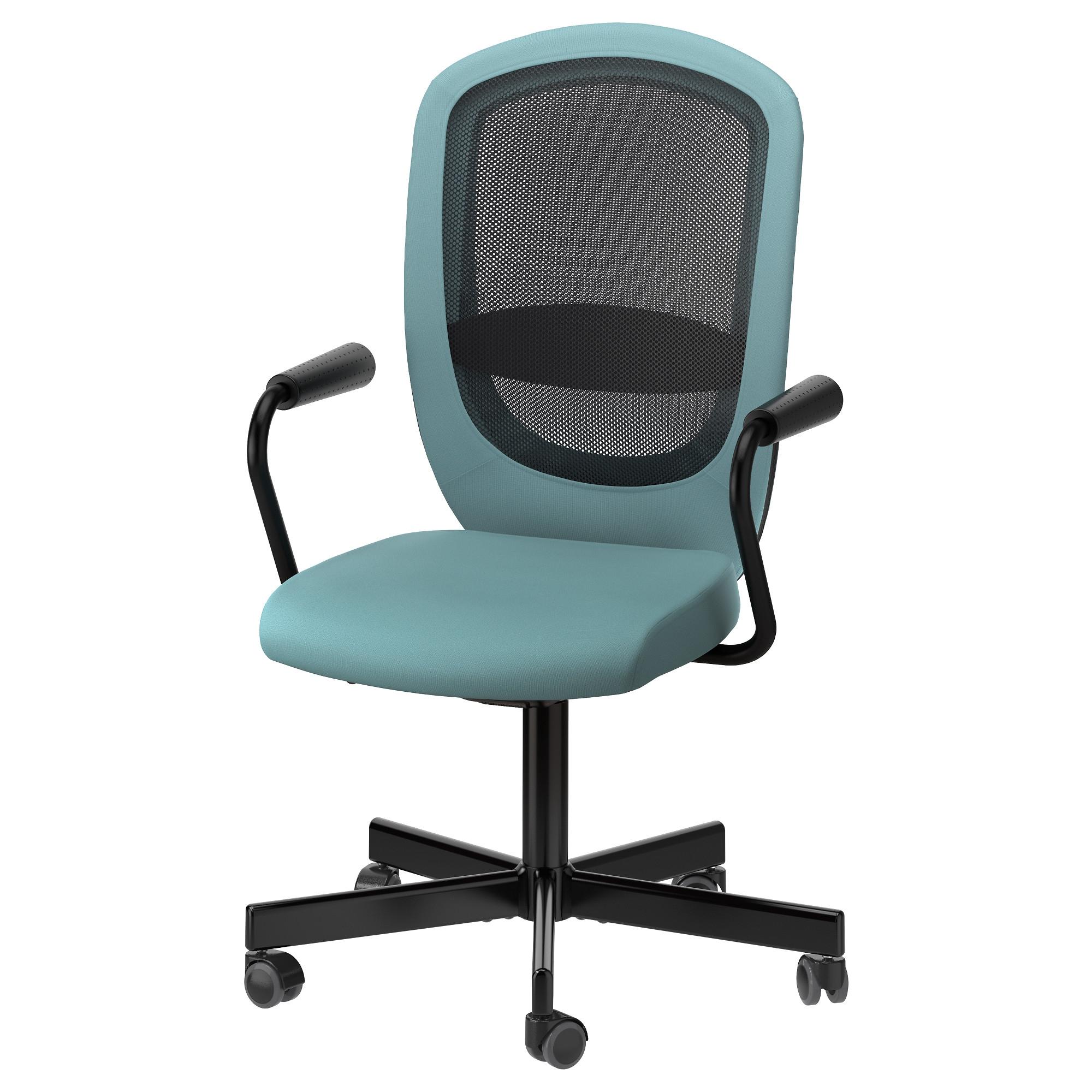 Flintan silla giratoria con reposabrazos for Oficina de empleo ibiza