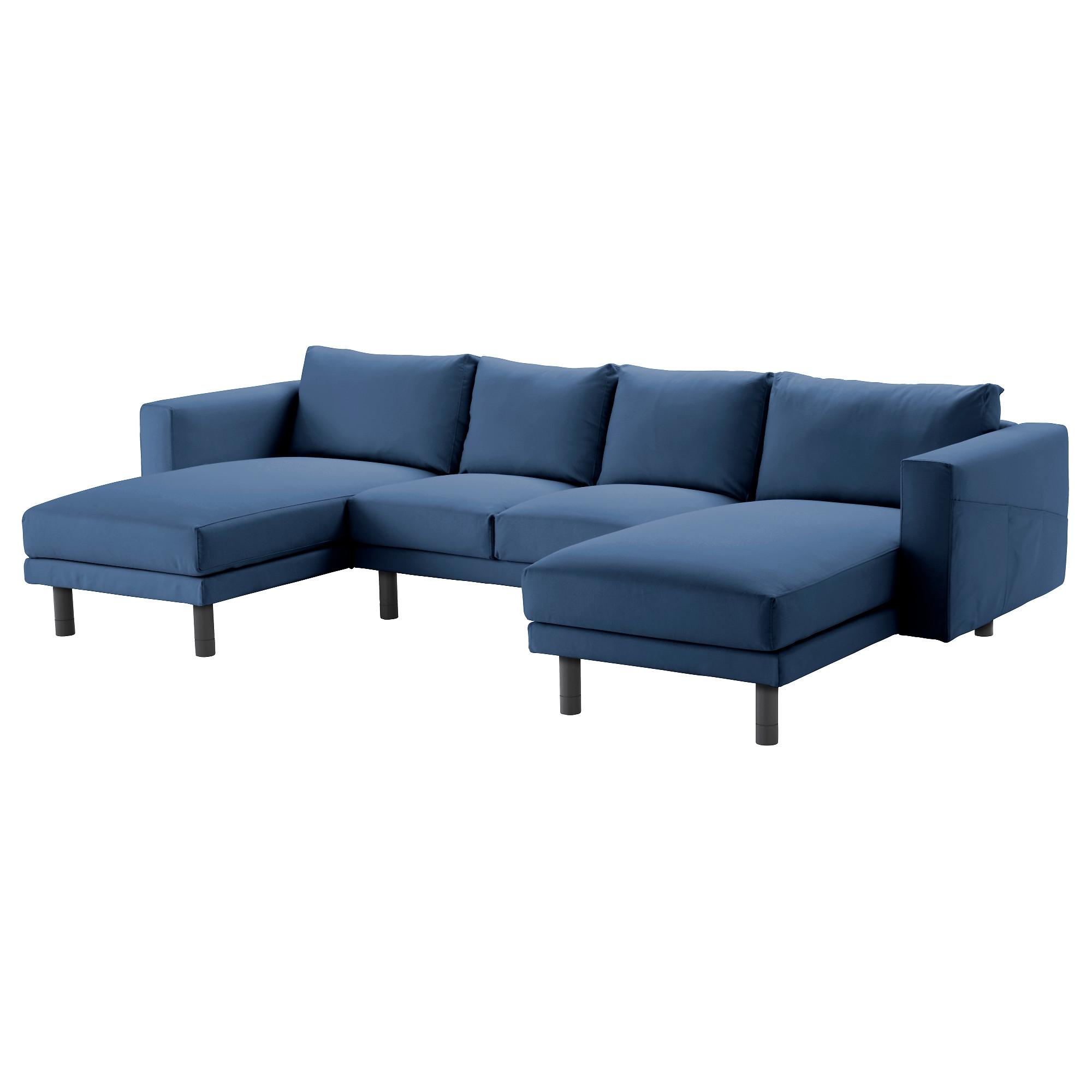 Norsborg sof 2 plazas 2 chaise longues for Sofa 2 plazas mas chaise longue