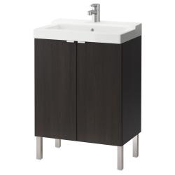 LILLÅNGEN Armario lavamanos+2puertas