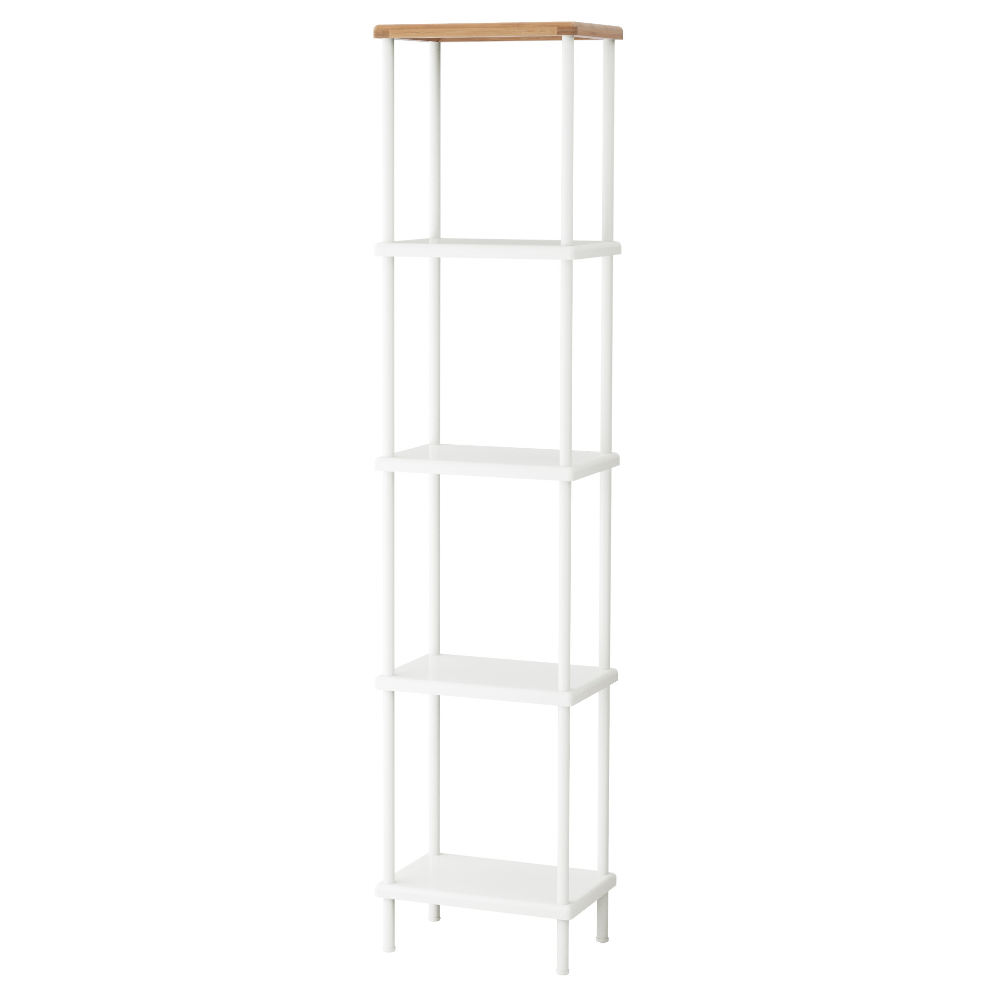 sanalee bookcase h white bookcases high info