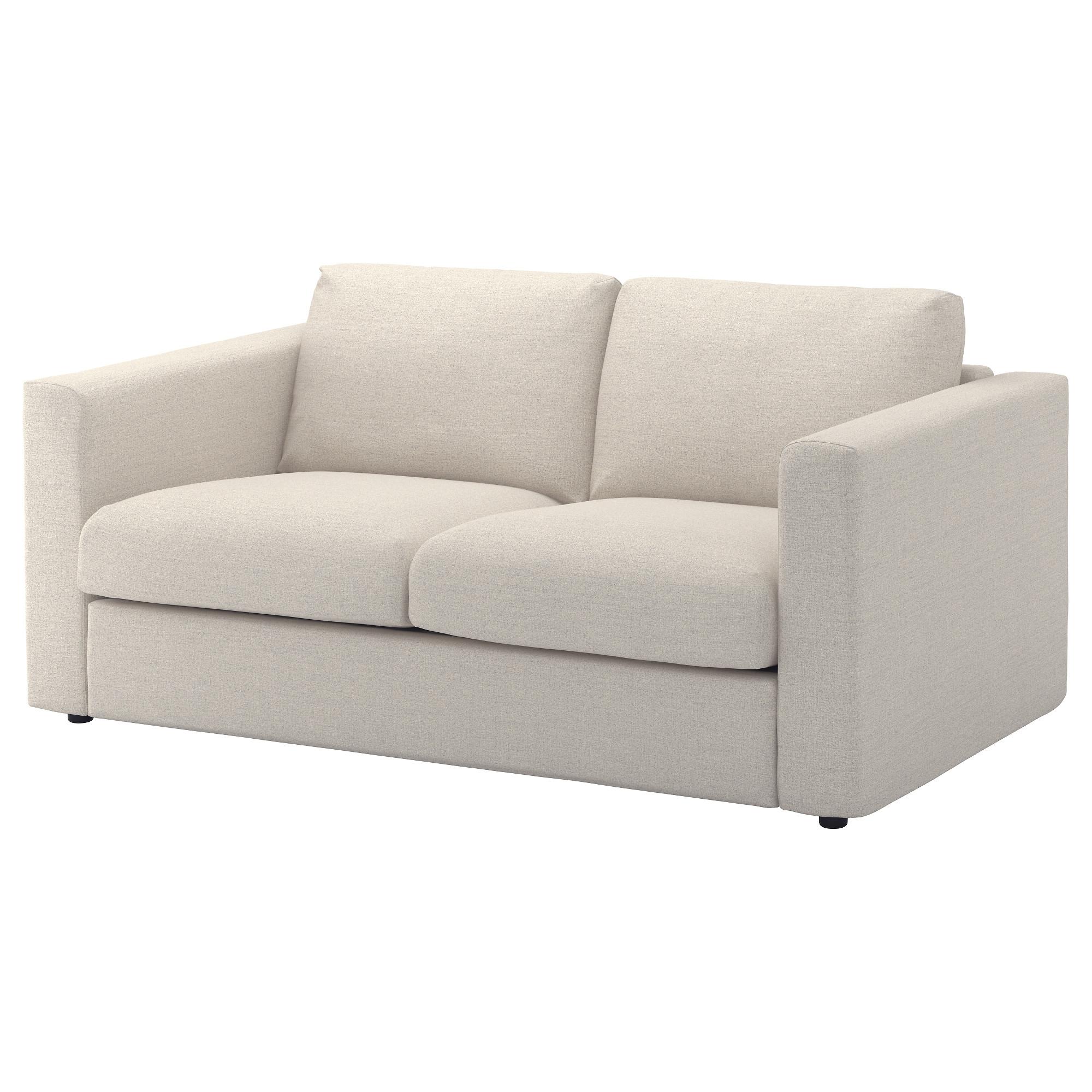 VIMLE sofá 2 plazas, GUNNARED beige