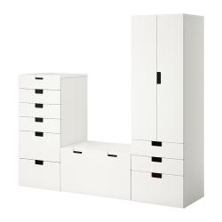 almacenaje grande y modulares