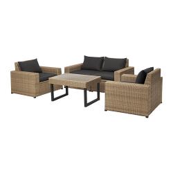 muebles de relax y descanso en exterior