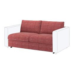 VIMLE 2 módulos sofá cama