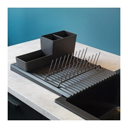 RINNIG Soporte utensilios/platos/escurrepl