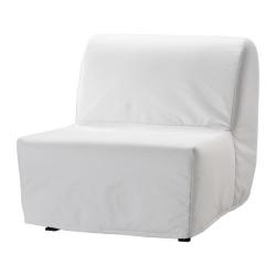 LYCKSELE MURBO Sillón cama colchón espuma firme