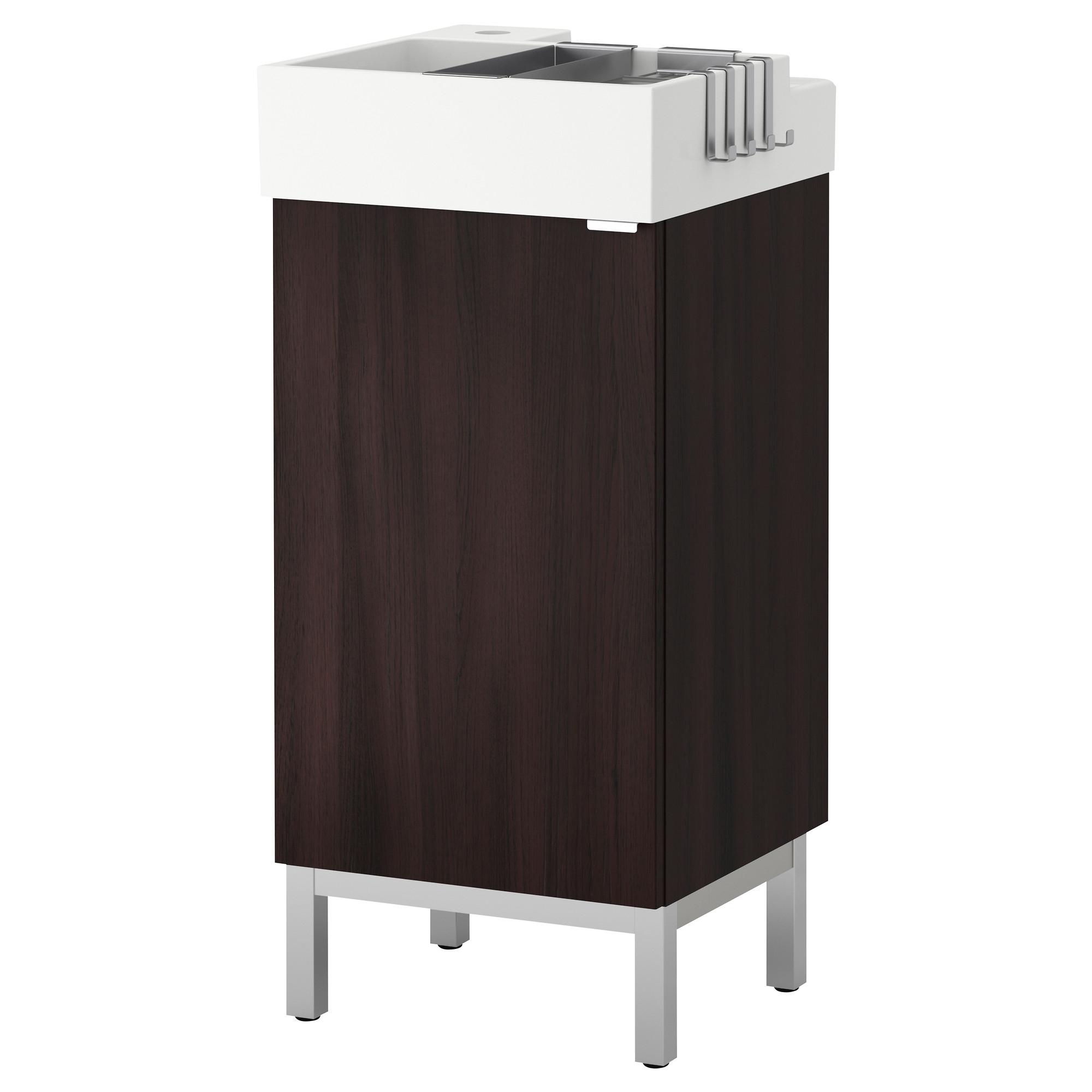 Adesivo Moveis Mdf ~ LILLåNGEN armario lavabo&1 puerta