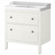HEMNES/RÄTTVIKEN Wash-stand with 2 drawers