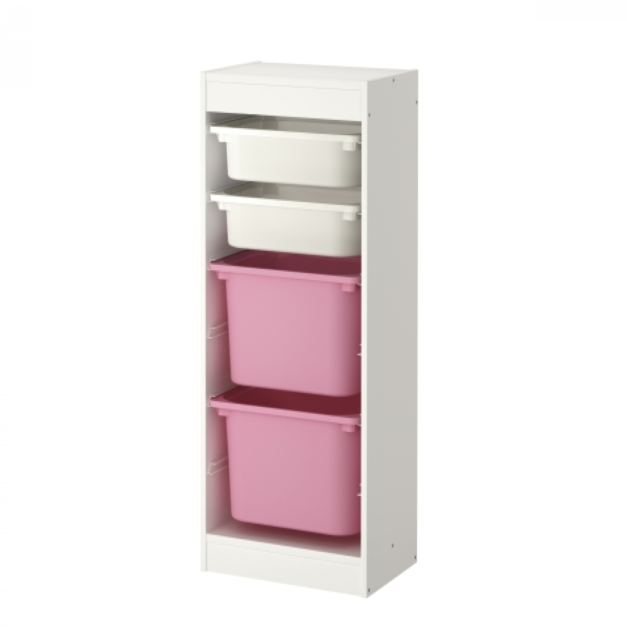 Trofast combinaci n de almacenaje cajas - Ikea cajas almacenaje ropa ...