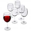 SVALKA Copa de vino tinto 10 oz, 6 unds.