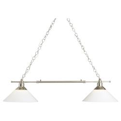 KROBY Lámpara de techo doble