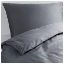 GÄSPA Funda nórd doble + fundas almohadas