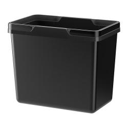 1 x VARIERA Cubo para reciclar 25L