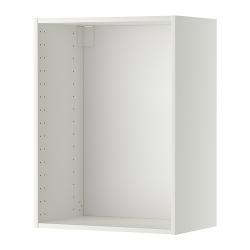 3 x METOD Estructura armario de pared