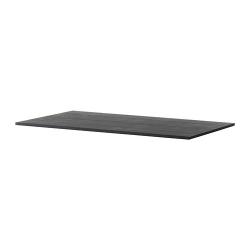 1 x TÄRENDÖ Tablero 110x67 cm negro
