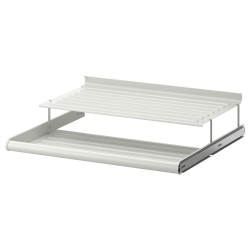 1 x KOMPLEMENT Pull-out shoe shelf