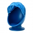 IKEA PS LÖMSK Sillón giratorio, azul