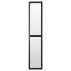 4 x OXBERG Puerta de vidrio