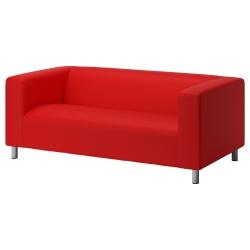 KLIPPAN Funda para sofá de 2 plazas