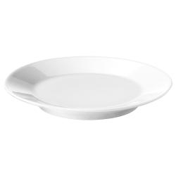 IKEA 365+ Plato de porcelana, Ø15cm