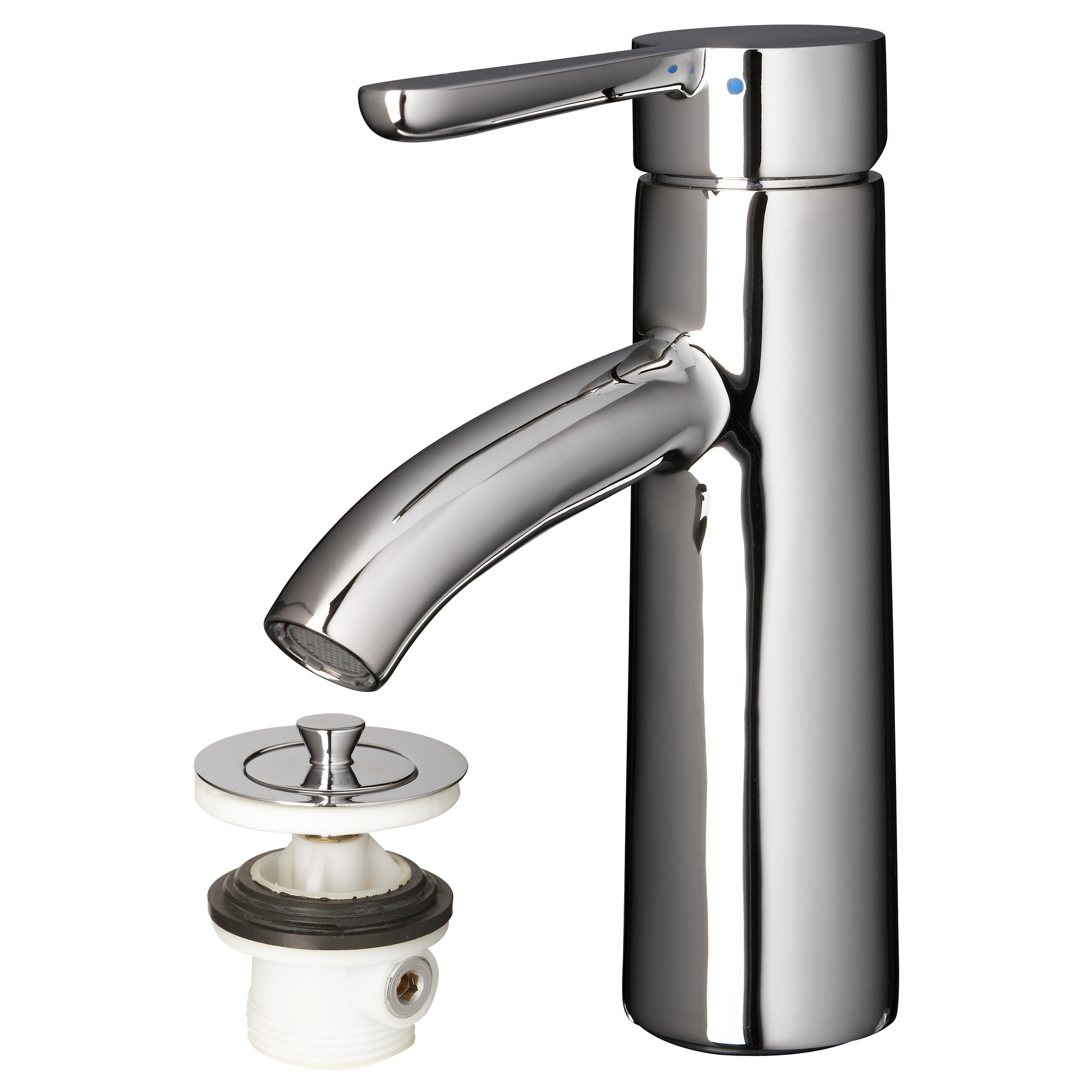 Dalsk r grifo con filtro for Grifos lavabo ikea