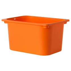 3 x TROFAST Caja