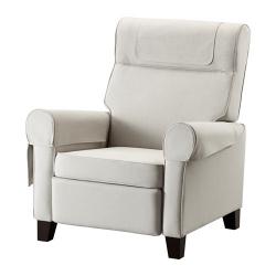MUREN Sillón reclinable, NORDVALLA beige