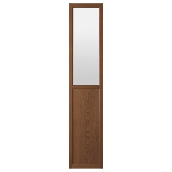 4 x OXBERG Panel/puerta de vidrio