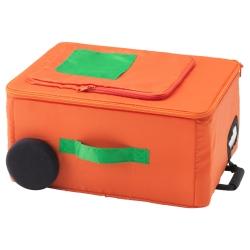 FLYTTBAR Caja de almacenaje