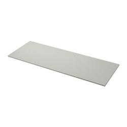 EKBACKEN Encimera gris claro efecto piedra