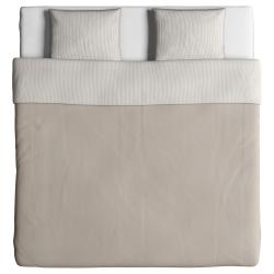 BLÅVINDA Funda nórd doble + fundas almohadas