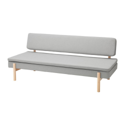 YPPERLIG Sofá cama 3 plazas