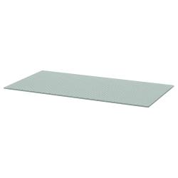 1 x GLASHOLM Tablero para escritorio 148x73 cm vidrio