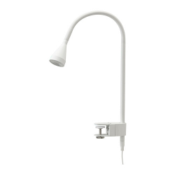 NÄVLINGE Foco abrazadera/pared LED