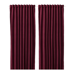 SANELA Curtains, 1 pair