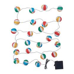 SOLVINDEN LED lighting chain with 24 lights