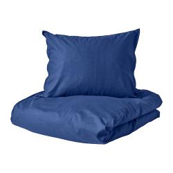 ÄNGSLILJA Funda nórd y funda para almohada