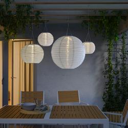 SOLVINDEN Lámpara techo solar LED