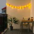 SOLVINDEN Cadena iluminación LED+12 luces