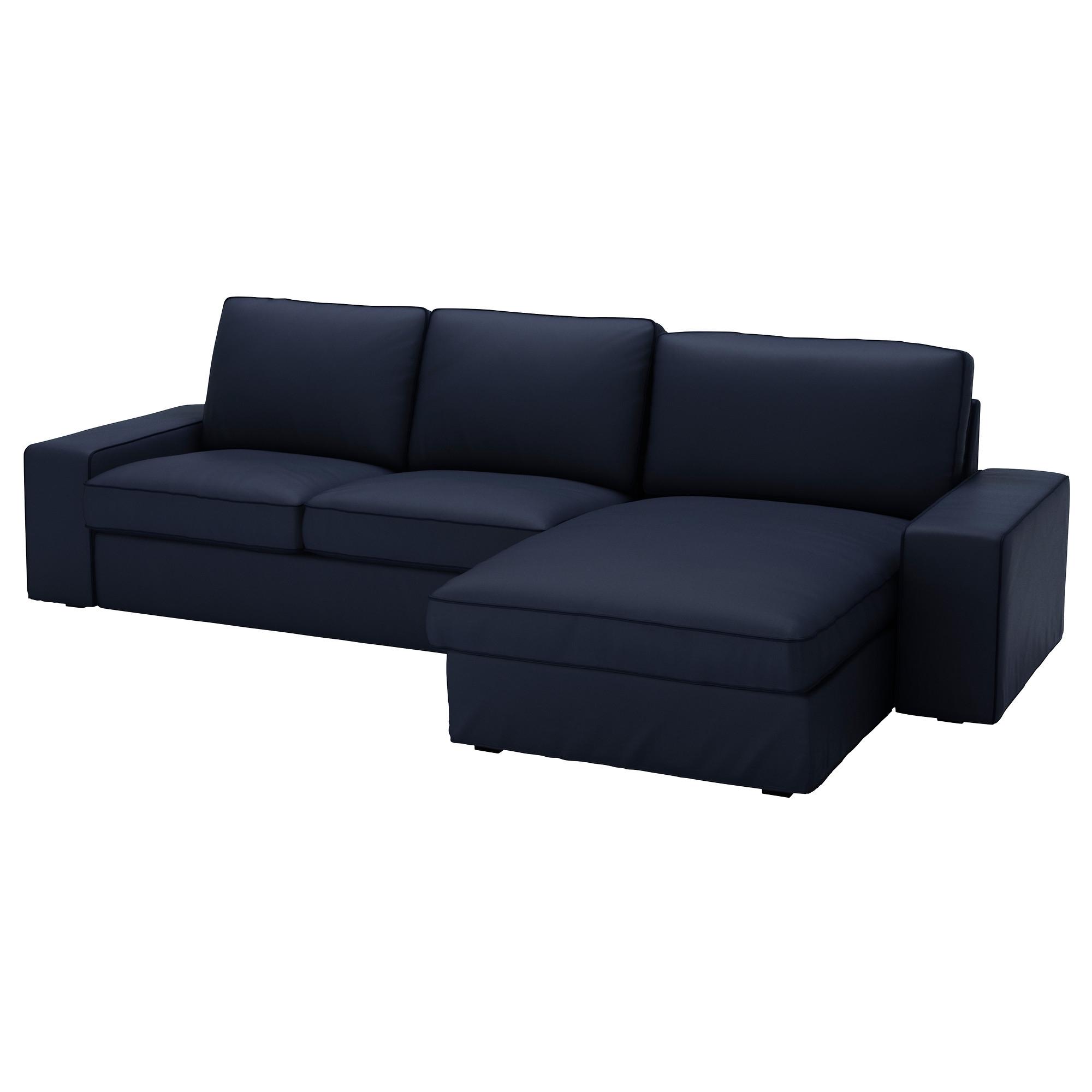 Kivik sof de 2 plazas y chaiselongue for Sofa kivik 2 plazas