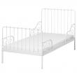 MINNEN Armaz&oacute;n de cama extensible con base de tablillas<br />