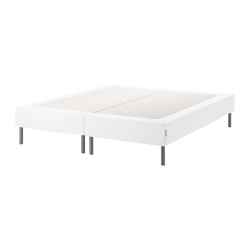ESPEVÄR Base cama con tablillas+patas