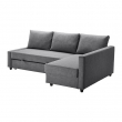 FRIHETEN Corner sofa-bed with storage