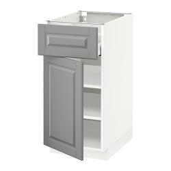 METOD Armario bajo cocina puerta y cajón