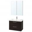 Bathroom furniture, set of 4